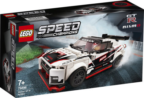 LEGO 76896 Speed Champions – Nissan GT-R NISMO