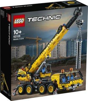 LEGO 42108 Technic – Gru mobile