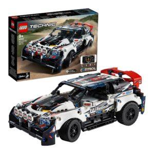 LEGO 42109 Technic – Auto da rally Top Gear telecomandata