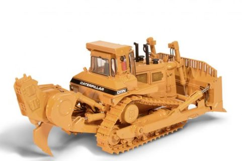 CAT Dozer D11N with SU-Blade and Impact-Ripper – CCM – *PREORDER*