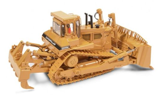 CAT Dozer D11N with U-Blade and 3-Teeth-Ripper – CCM – CLASSIC CONSTRUNCTION – 1/48