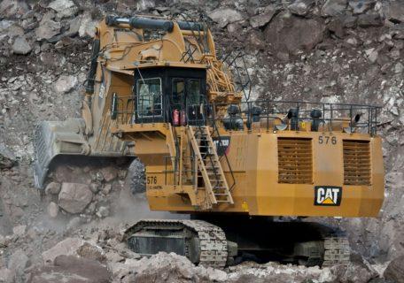 CAT Excavator 6030 backhoe – CATERPILLAR – CCM – *PREORDER*