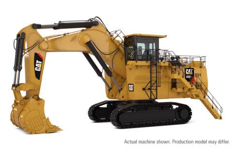 *PRENOTA CON CAPARRA* CAT Excavator 6030 backhoe – CATERPILLAR – CCM – CLASSIC CONSTRUNCTION – 148