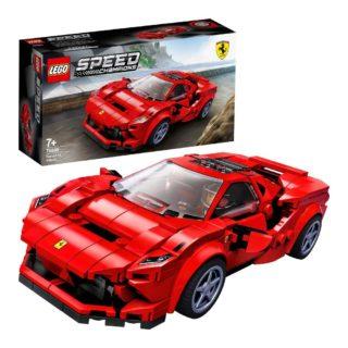 LEGO 76895 Speed Champions – Ferrari F8 Tributo