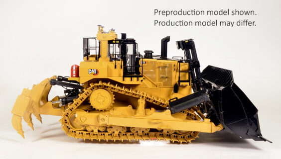 CAT Dozer D11T 1/24 with three Ripper – CCM – CLASSIC CONSTRUNCTION