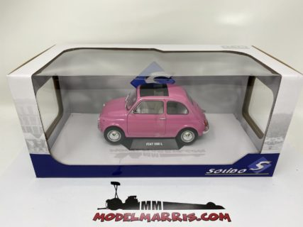 SOLIDO – FIAT – 500 CLOSED ROOF 1969