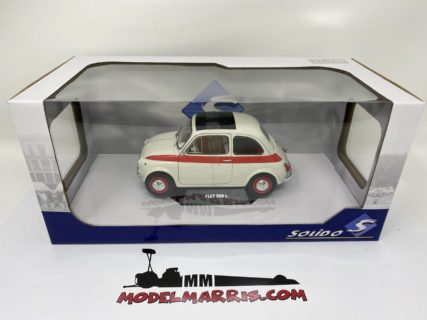 SOLIDO – FIAT – NUOVA 500L SPORT 1960