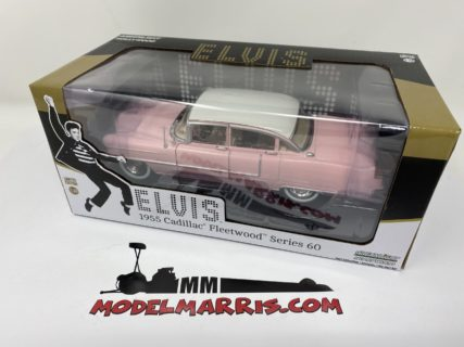 GREENLIGHT – CADILLAC – FLEETWOOD SERIES 60 1955 – PERSONAL CAR ELVIS PRESLEY