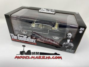 GREENLIGHT – CADILLAC – FLEETWOOD SERIES 60 SPECIAL 1955 – IL PADRINO – THE GODFATHER 1972