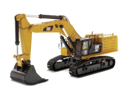 CATERPILLAR 390F L escavatore cingolato