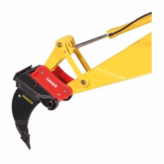 Escavatore KOMATSU PC1250-11 / RIPPER / LEHNHOFF – NZG – 9992 – 1:50