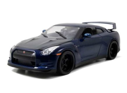 *PREORDER* 2009 Nissan GT-R *Fast and Furious 7* Including Lights & Brian Figure