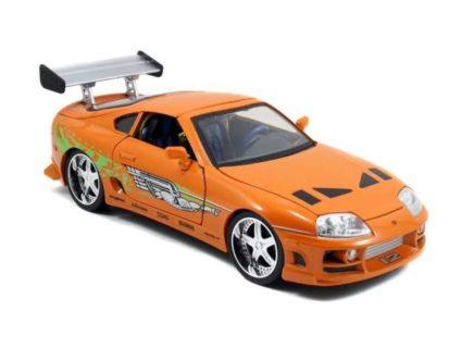 1995 Toyota Supra *Fast and Furious* con luci & Brian – jada