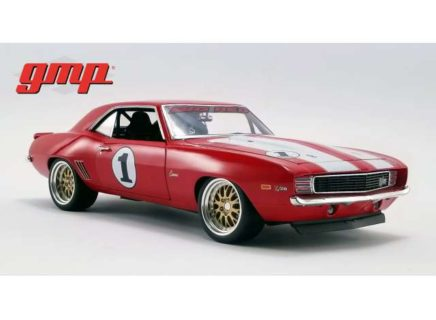 *PREORDER* 1969 Chevrolet Camaro *Big Red Camaro #1* Fast & Furious IV