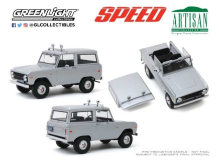*PREORDER* 1970 Ford Bronco *Speed (1994) Jack Travens*