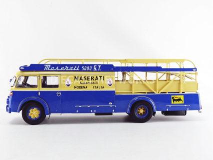 CMR – FIAT – 642RN2 TRUCK BARTOLETTI MASERATI CAR TRANSPORTER 1957