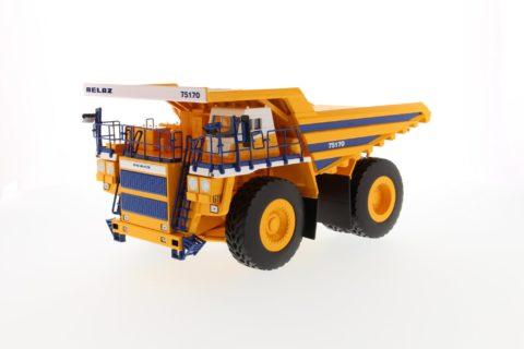 BELAZ mining dump truck –  DIECAST MASTERS – 75170 – 1:50
