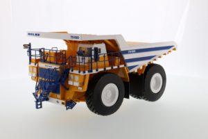 BELAZ 75180 mining dump truck DIECAST MASTERS 1:50