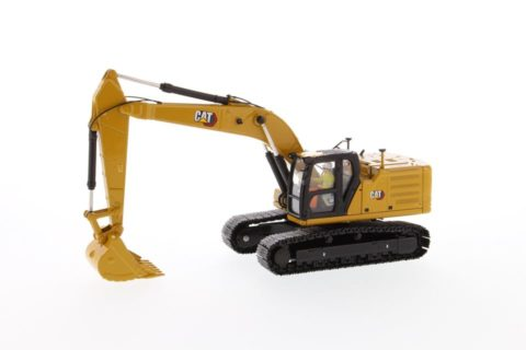 "CAT 330 ""Next Generation"" DIECAST MASTERS 85585 1/50"