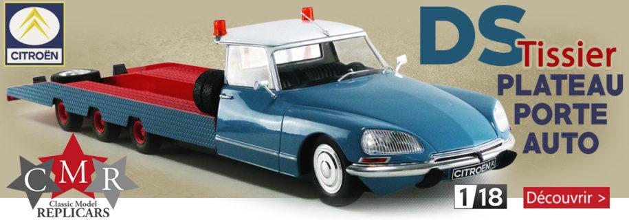 CMR – CITROEN – DS TISSIER CAR TRANSPORTER TRUCK 1970