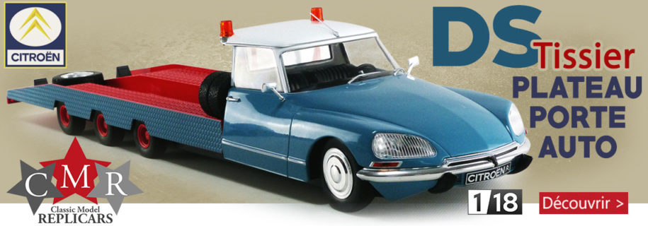 CMR – CITROEN – DS TISSIER CAR TRANSPORTER TRUCK 1970