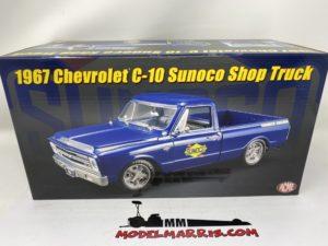 ACME-MODELS – CHEVROLET – C-10 PICK-UP SHOP TRUCK SUNOCO CUSTOM 1967