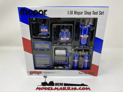 GMP – ACCESSORIES – SET OFFICINA GARAGE TOOL SET MOPAR