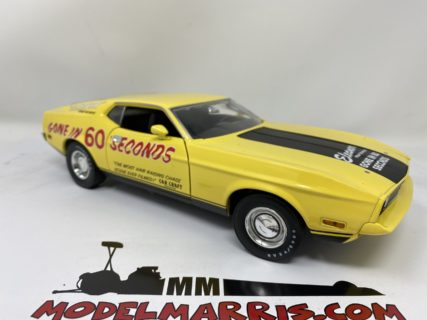 GREENLIGHT – FORD USA – MUSTANG MACH 1 – ELEANOR – FUORI IN 60 SECONDI – GONE IN 60 SECONDS – TRIBUTE EDITION