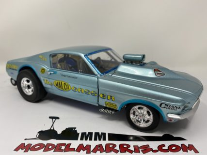 GMP – FORD USA – MUSTANG THE MALCO GASSER WITH AIR PLOW COUPE 1967