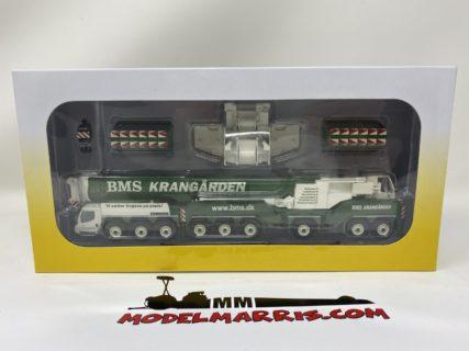 "Liebherr LTM1750-9.1 ""BMS"" Tema toys – WSI – 1:87"