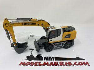 Liebherr A920 Litronic Escavatore gommato 1:50 Conrad 2217/0