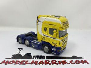 "Scania R Streamline Topline ""Mangan"" Trattore stradale – WSI – 01-1962 – 1:50"