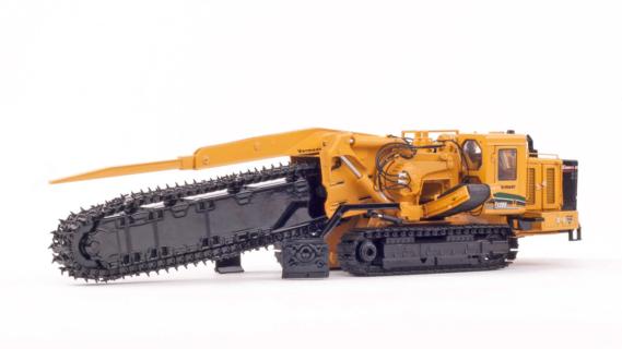 Vermeer T1255 Commander Track Trencher TWH086-09002 – 1:50