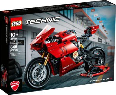 LEGO 42107 Technic – Ducati Panigale V4 R