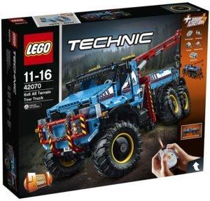 LEGO 42070 Technic – Camion Autogru 6×6