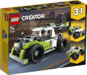 LEGO 31103 LEGO Creator – Razzo-bolide