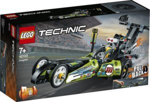 LEGO 42103 Technic – Dragster