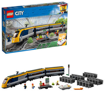 LEGO 60197 LEGO City Trains – Treno passeggeri
