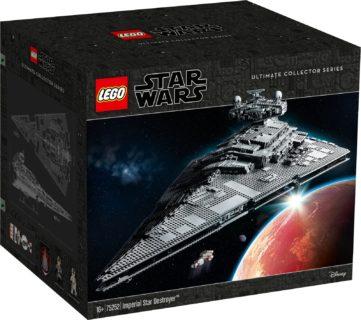 Imperial Star Destroyer™  Lego Star Wars * UCS * 75252