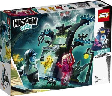 LEGO 70427 Hidden Side – Benvenuto a Hidden Side