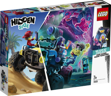 LEGO 70428 Hidden Side – Il buggy da spiaggia di Jack