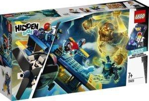 LEGO 70429 Hidden Side – L'aereo acrobatico di El Fuego