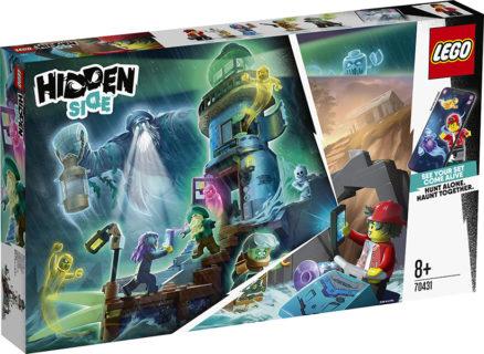 LEGO 70431 Hidden Side – Il faro delle tenebre