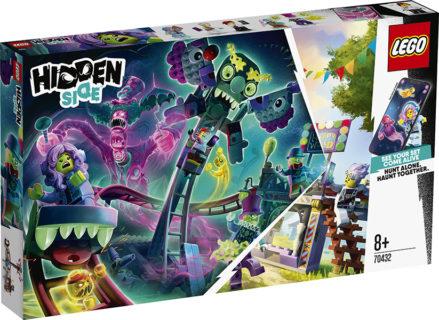 LEGO 70432 Hidden Side – Il luna park stregato