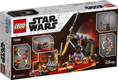 LEGO 75269 Star Wars – Duello su Mustafar