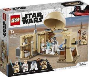 LEGO 75270 Star Wars – Rifugio di Obi-Wan