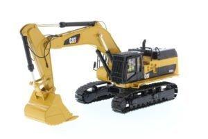 85274 Cat 374D L Hydraulic Excavator 1/50 Diecast Masters