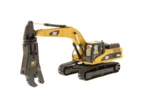 Cat 330D L Hydraulic Excavator w Shear – Diecast Masters – 85277 – 1:50