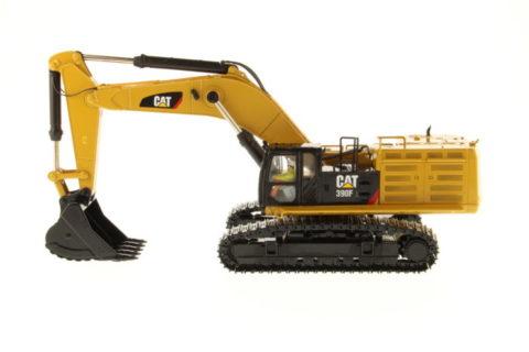 85284 Cat 390F LE Hydraulic Excavator 1/50 Diecast Masters