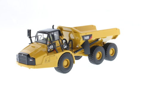Cat 740B Articulated Truck – Diecast Masters – 85501 – 1:50